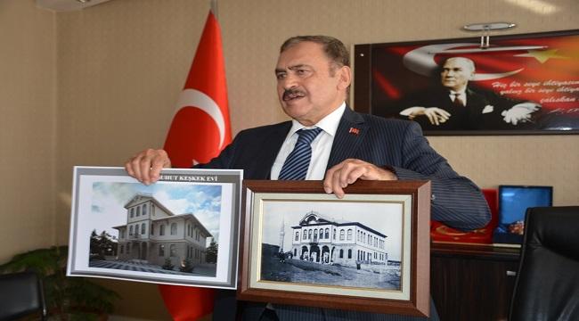 Veysel Eroğlu, Şuhut Keşkek Eviyle ilgili iddialara cevap verdi