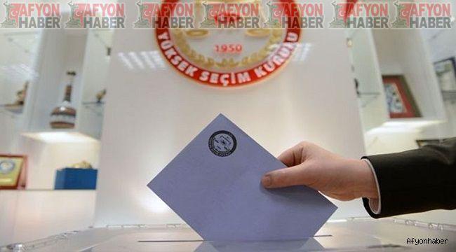 YSK'dan açıklama: Güney'de 19 siyasi parti seçime katılabilecek