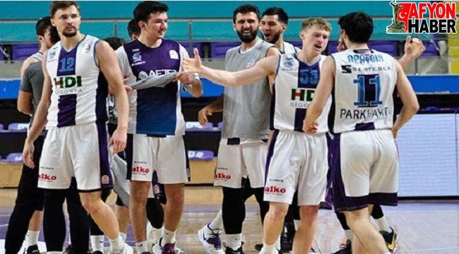 Afyon Basket'in ertelenen iki maçının yeni tarihleri belli oldu