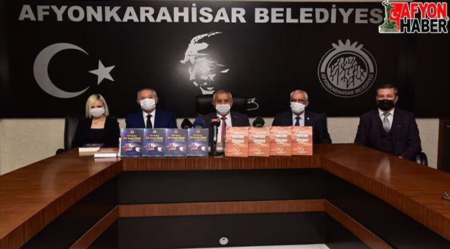 Afyon Belediyesi tarafından basımı gerçekleştirilen iki kitabın tanıtımı yapıldı