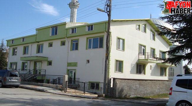 Afyon'da bu bina Kadın Kültür Evi olacak