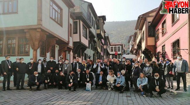Afyon, ulusal turizm acentelerinin tur programlarına ekleniyor