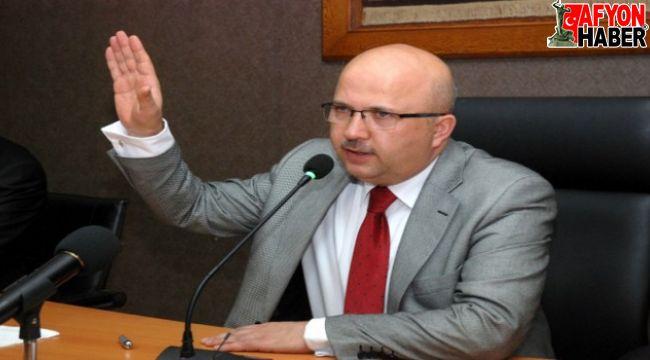 Afyonkarahisar İGM'de, Burhanettin Çoban oyların tamamını alarak yeniden başkan seçildi