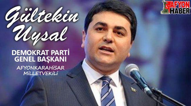 Gültekin Uysal: AKP dış politikada radikal yanlışlar yaptı