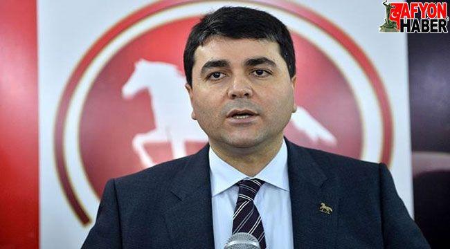 """Gültekin Uysal: AKP, her önüne gelene """"darbeci, terörist"""" demekten vazgeçmelidir"""