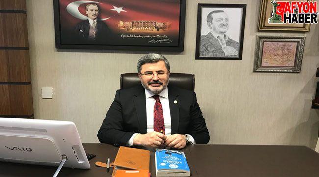 Ali Özkaya'nın 1 Mayıs mesajı