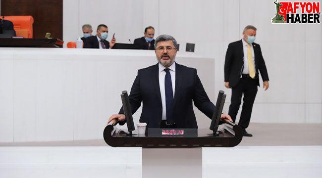 Ali Özkaya'nın 23 Nisan mesajı