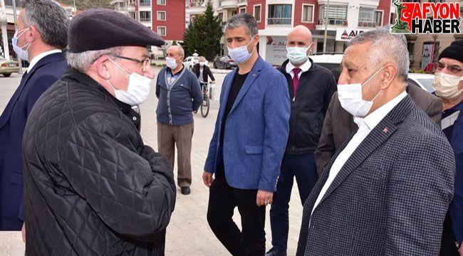 Başkan Zeybek, Selçuklu Mahallesi'nde