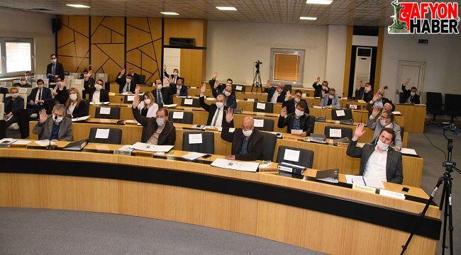 Belediye Meclisinde katip ve komisyon üyeleri seçimi yapıldı