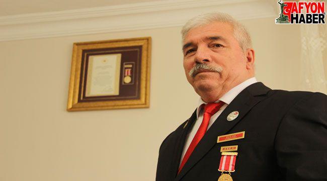 Devlet Övünç Madalyası'na 37 yıl sonra kavuştu