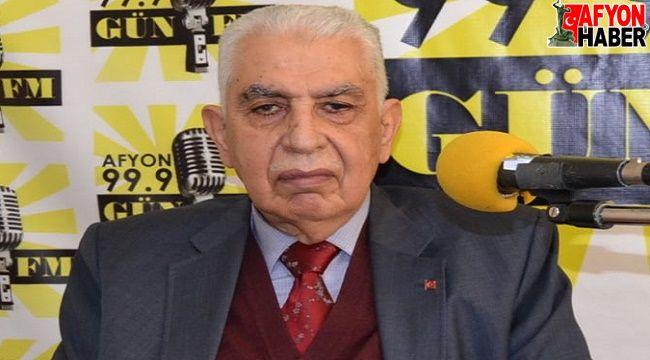 Duayen Gazeteci Hakkı Özsoy, canlı yayında anılarını anlattı
