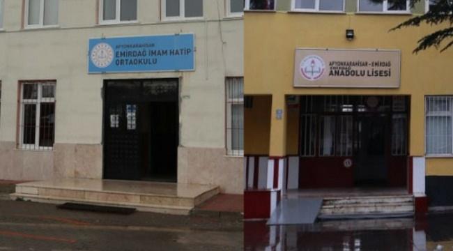 """Serkan Koyuncu, """"Proje liselerimiz Emirdağ'ımıza hayırlı olsun"""""""