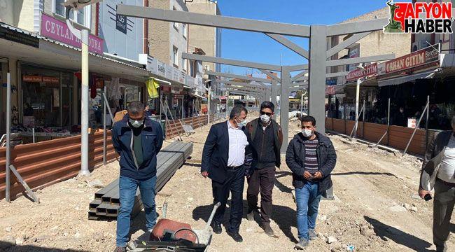 Emirdağ'ın çehresi değişiyor