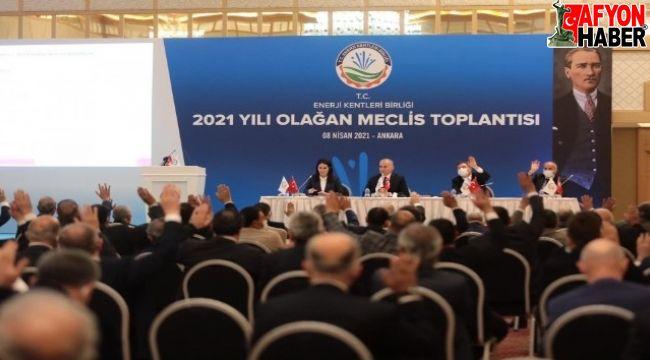 Enerji Kentler Birliği çatısı altında yürütülen projeleri ilçede uygulayacağız