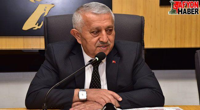 Başkan Zeybek'ten muhtarlara: Gerçek ihtiyaç sahiplerini bizlere bildirin