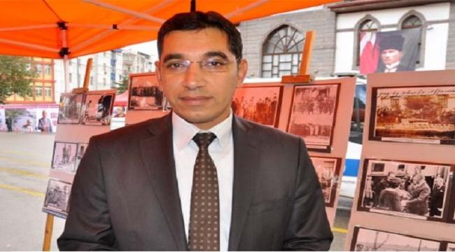 Hasan Özpınar: Afyonkarahisar'ın tarihi eserleri burada sergilenmeli