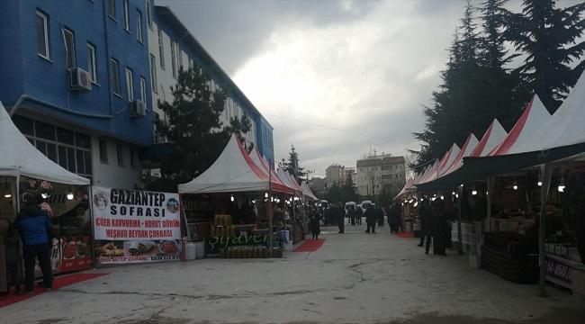 """İscehisar'da """"Gastro Park Tanıtım Günleri"""" başladı"""