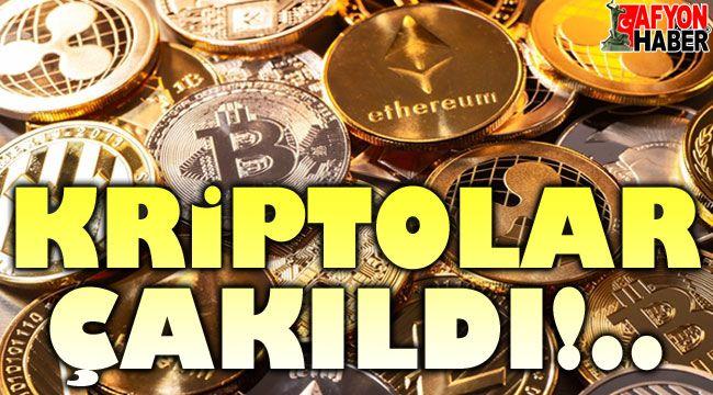 Kripto paralar çakıldı!.. Düşüş devam edecek mi?..