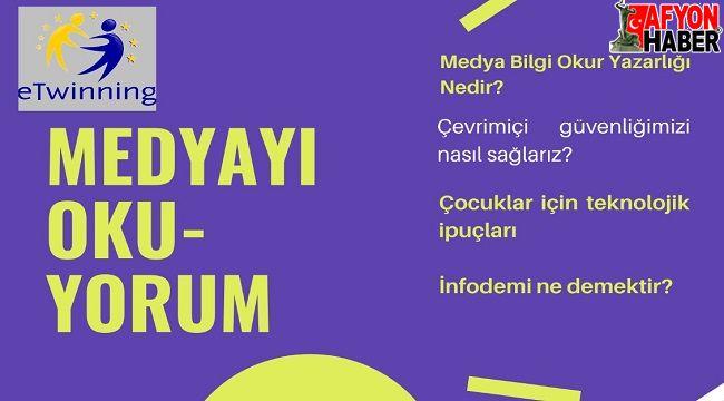 Medyayı Oku-yorum Projesinde çevrimiçi seminer verilecek, ilgi duyan herkese açık
