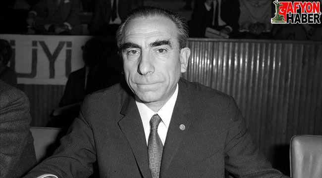 Mehmet Kocacan: Başbuğ Türkeş'i rahmetle anıyoruz