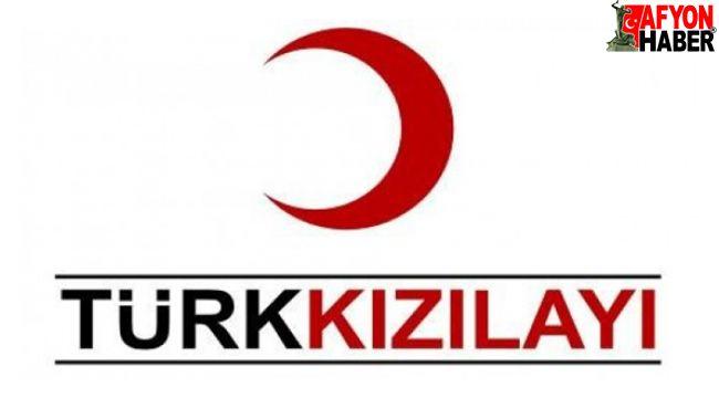Sandıklı'da Türk Kızılay Şubesi açıldı