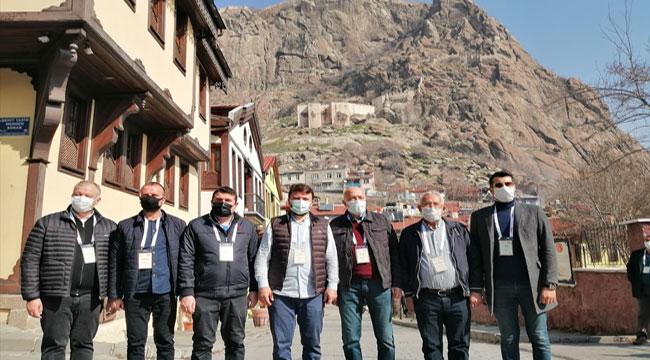 Seyahat acentası temsilcileri Afyon'da