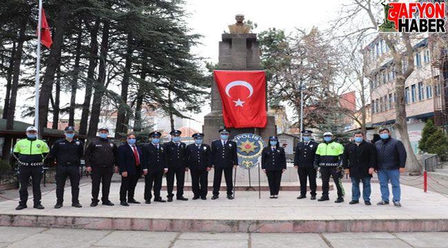Şuhut'ta Polis Haftası kutlandı