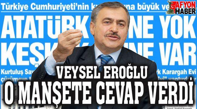 Tarih bilmeyen, yalan peşinde koşanlar Atatürk'ün hatırasına da ihanet ediyorlar…