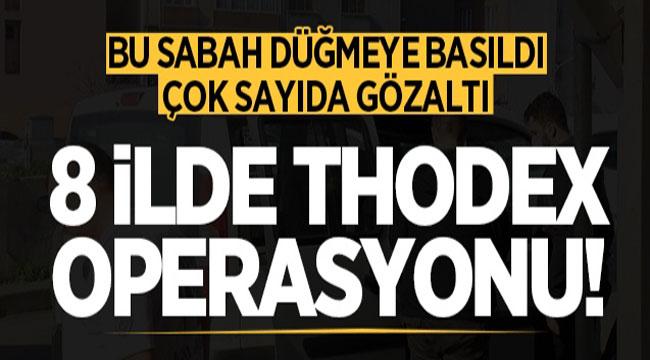 Thodex'e operasyon!.. 78 kişi hakkında yakalama kararı