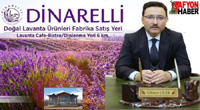 Vali Çiçek: Dinarlı kadınlarımız, Dinarelli markası ile başaracaklar!..