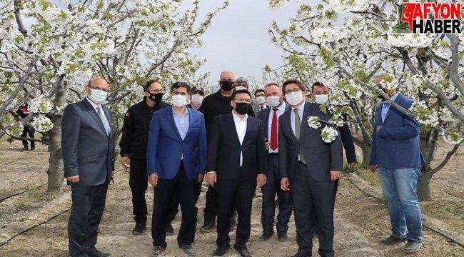 Vali Gökmen Çiçek Sultandağı ilçesinde