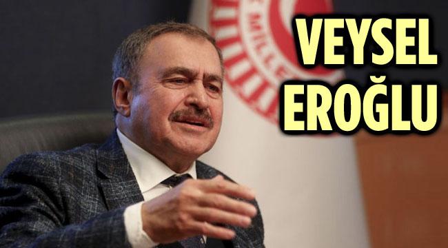 Veysel Eroğlu'nun Ramazan mesajı