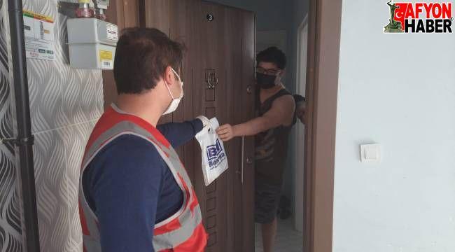 Afyonkarahisar Vefa destek Grupları, tam kapanmada yoğun olarak çalışıyor