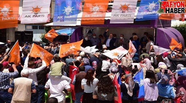 AK PARTİ, GÜNEY'E ÇIKARMA YAPTI!..