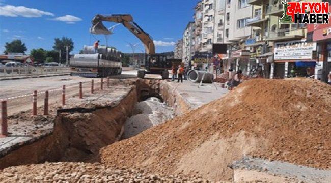 Atatürk Altgeçidi trafiğe açıldı