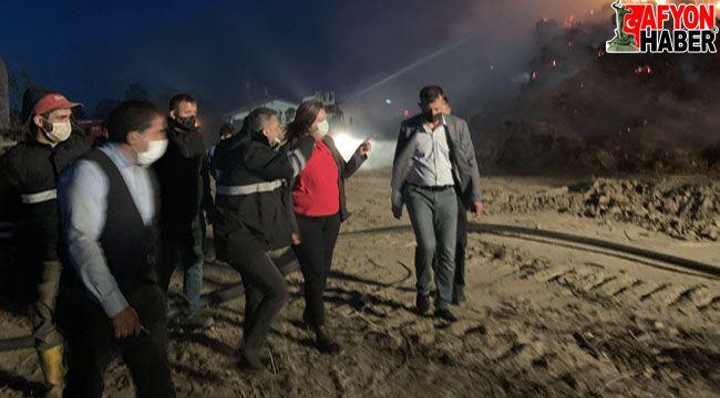 Burcu Köksal: Arka arkaya çıkan yangınlar araştırılmalı, nedeni ortaya çıkarılmalı