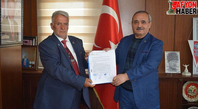 İscehisar'da Çiftçi Malları Koruma Başkanlığı kuruldu