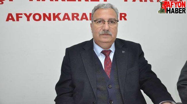 Mehmet Kocacan'ın Bayram mesajı