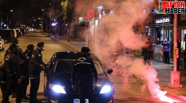 POLİS, KUTLAMALARA ENGEL OLMAK İÇİN YOĞUN ÇABA GÖSTERDİ