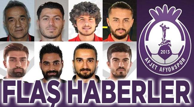 Afjet Afyonspor'da transfer gelişmeleri!..