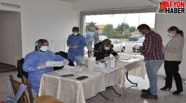 Afyon'da aşılama rekoru: Bir günde 14 bin aşı yapıldı!..