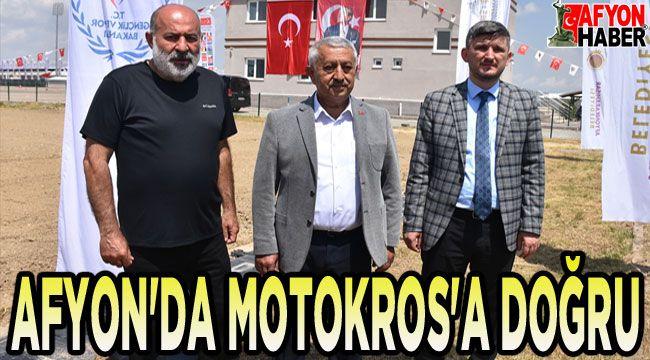 AFYON'DA MOTOKROS'A DOĞRU