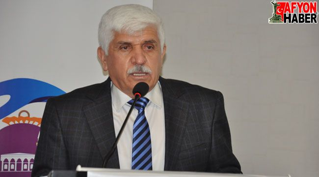 Afyonkarahisar Kent Konseyi Başkanlığına yeniden Şemseddin Yasan seçildi