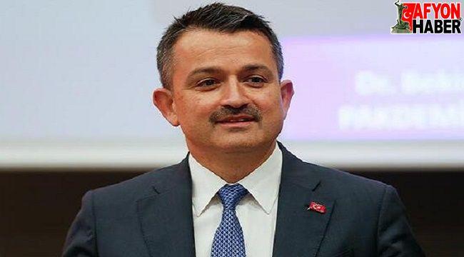 BAKAN PAKDEMİRLİ, AFYON'A GELİYOR