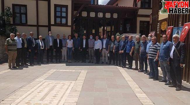 Balkan Rumeli Türkleri Afyon'da toplandı