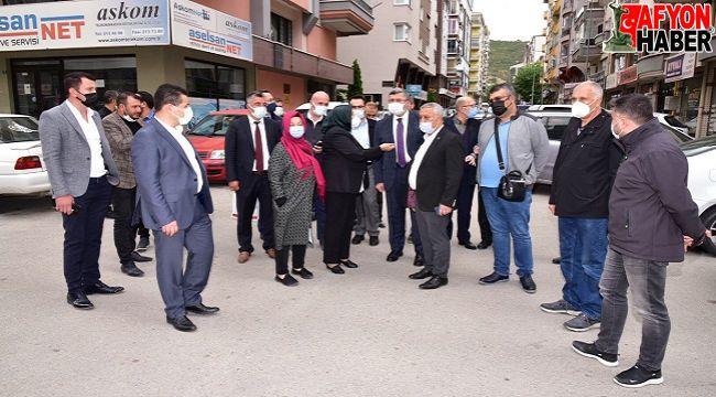 Başkan Zeybek: Belediye işi, gönül işi