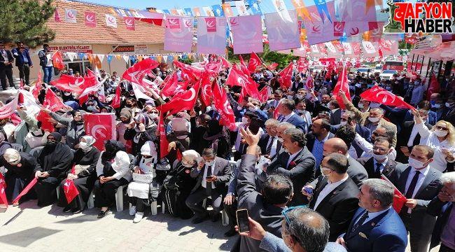 Yeniden Refah Partisi, Güney'de miting ve yürüyüş ile final yaptı!..
