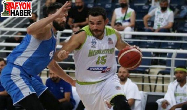 Afyon Basket, ilk hazırlık maçında tat vermedi