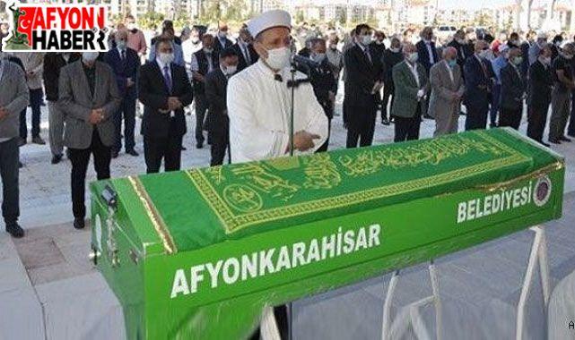 Afyon'da bugün 8 kişi vefat etti