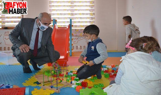 İscehisar'da Kur'an Kursu açıldı